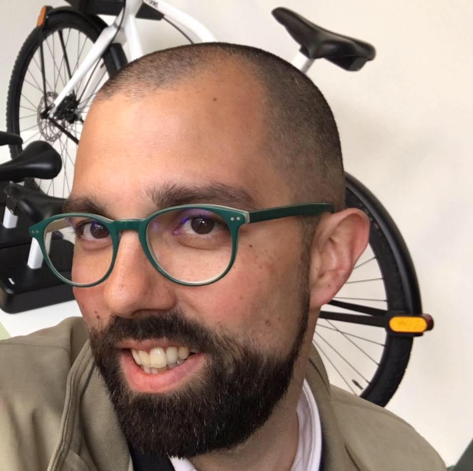 Roberto Negro, 36, CEO di Kamzan