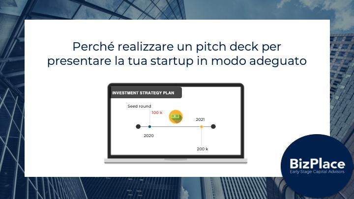 Perché realizzare un pitch deck per presentare la tua startup in modo adeguato