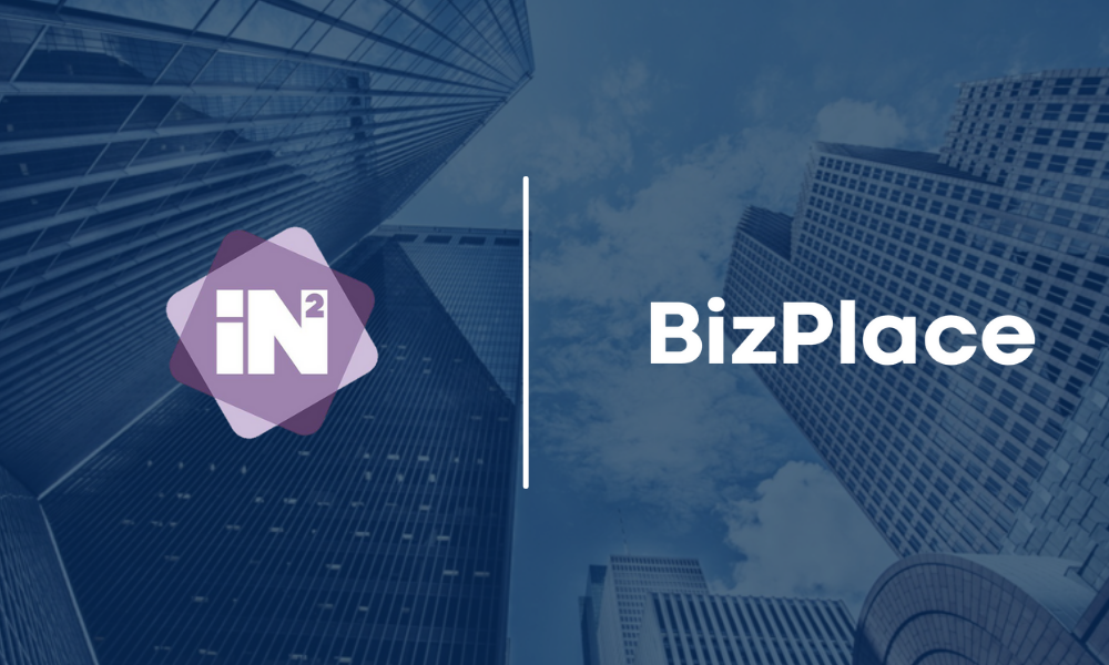 BizPlace stringe una partnership con iNSQUARED Holding
