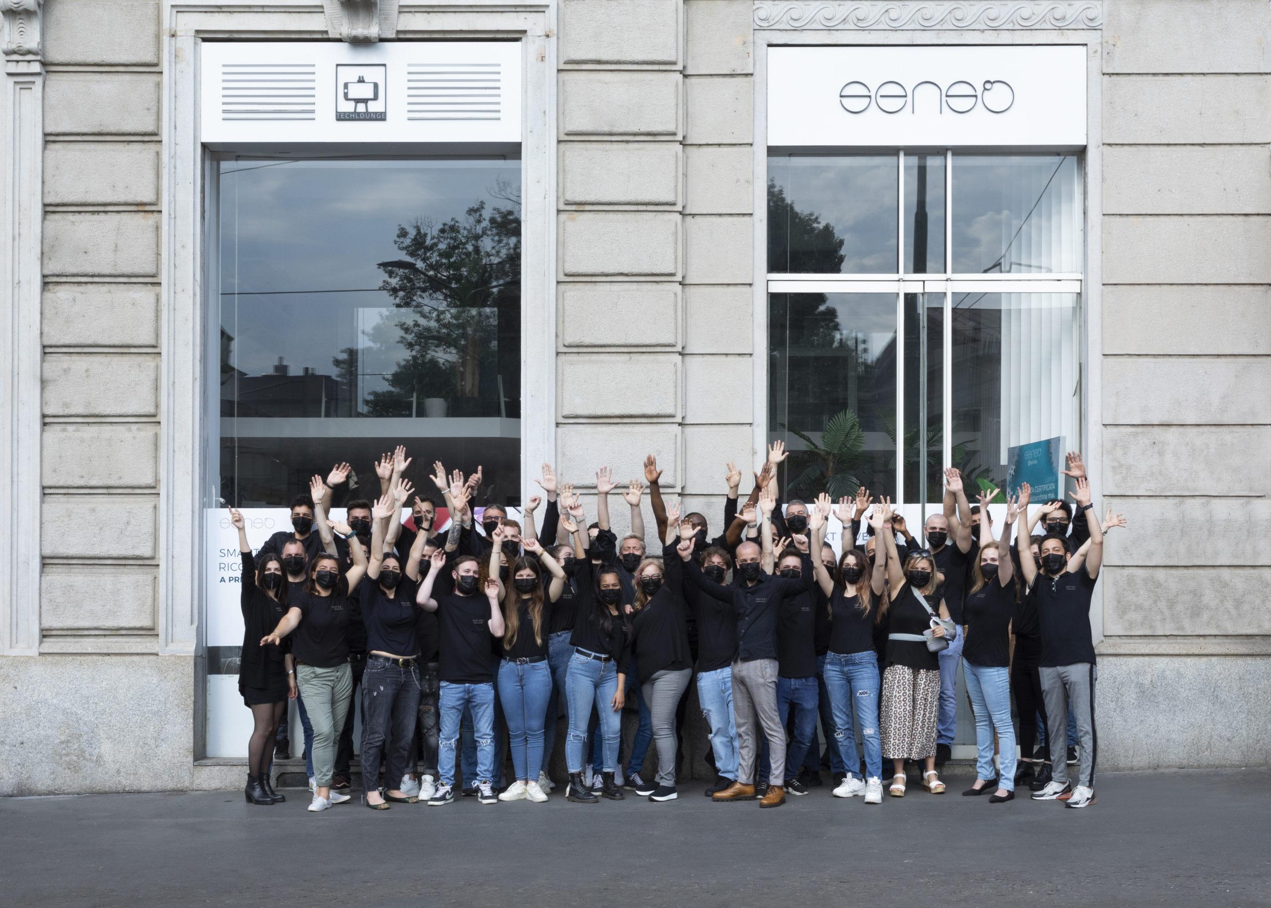 SENSO raggiunge quota € 6 milioni di finanziamenti per la crescita